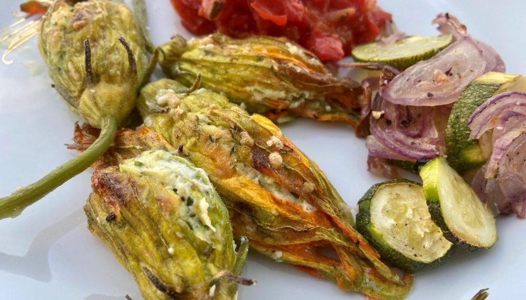 zucchiniblüten 2